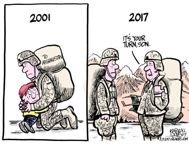 Afghanistan War Grown Up