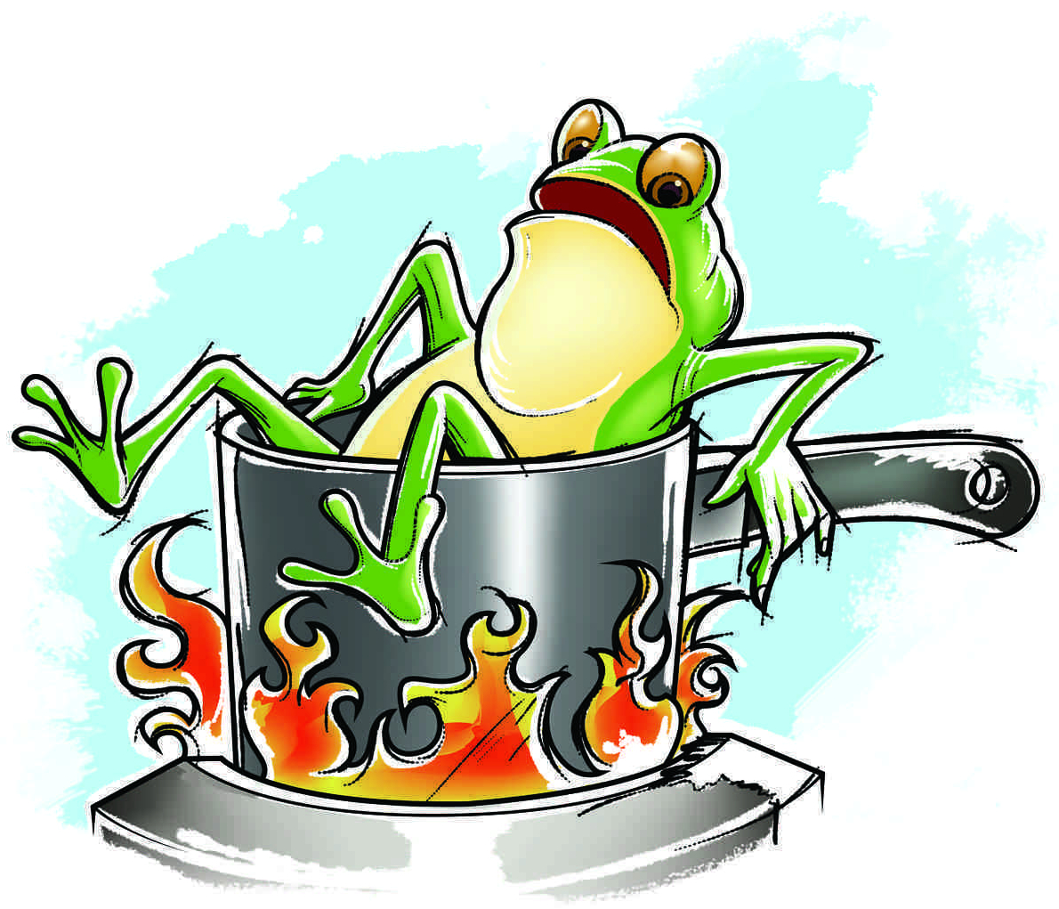 FrogBoiling